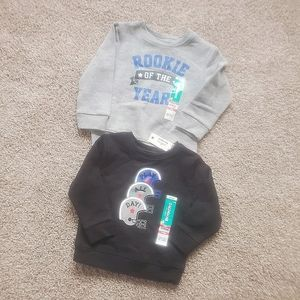 Brand new Baby boy 18month sweatshirts